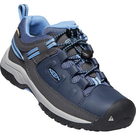 Keen Targhee Low WP Chaussures Adolescents, blue nights/della blue